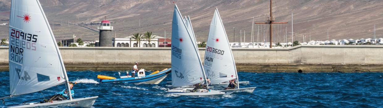 Lanzarote clinics Dinghycoach 2
