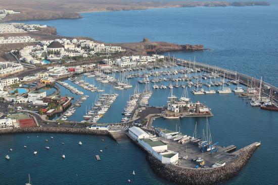 Marina Rubicon Dinghycoach Lanzarote